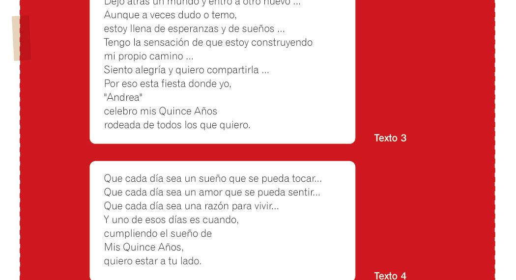 Texto De 15 Anos: La Casa Del Papel :: Textos Para Tarjetas De 15 Años